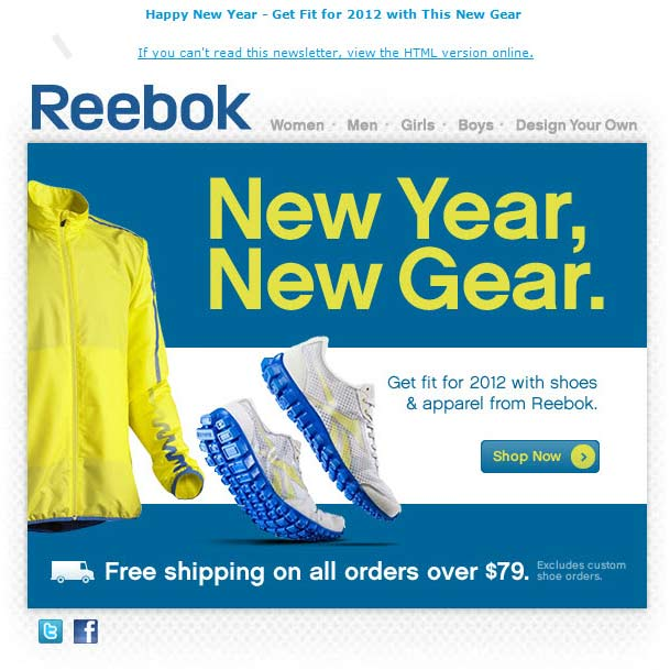 New years emails 14 new year email templates free psd php html css the best time to send your email newsletter different than you think m4hsunfo