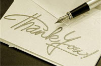 thank you email marketing customer loyalty