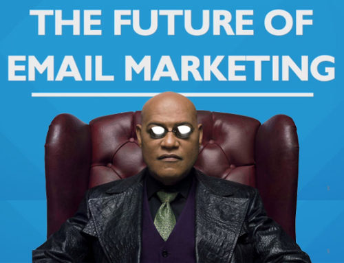 We have the Future of Email Marketing on tape – 5 inspiring videos