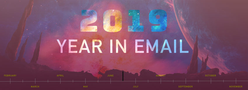 Email marketing year in review