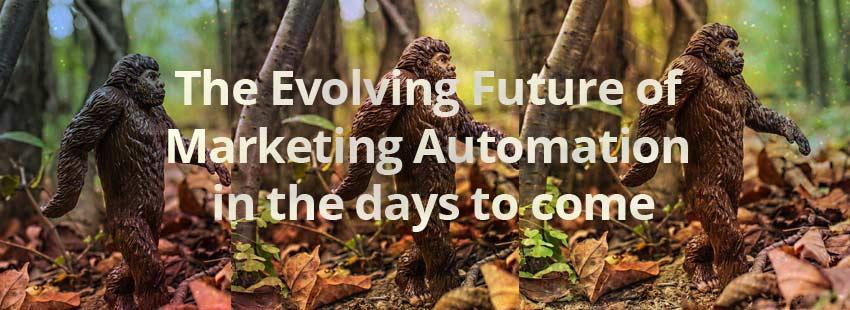 evolution future marketing automation