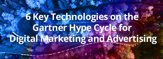 gartner hype cycle digital marketing