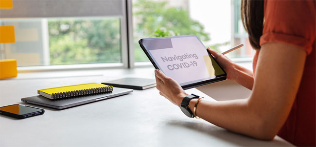 navigating covid email marketing exponea