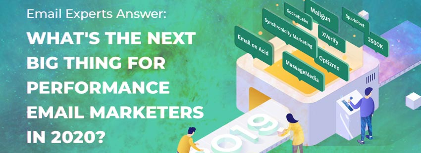 performance email marketing future experts 2020