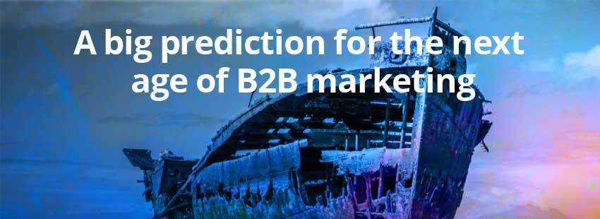 prediction b2b email marketing automation